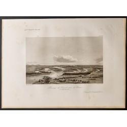 1841 - Passage du Danube...