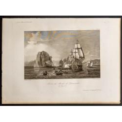 1841 - Bataille du rocher...