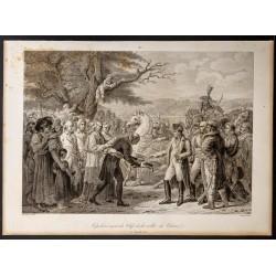 1841 - Napoléon reçoit les...