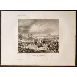1841 - Bataille de Saalfeld
