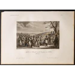 1841 - Napoléon à Osterode