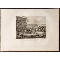 1841 - Napoléon à Astorga
