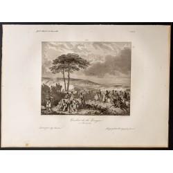 1841 - Bataille de La Corogne