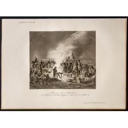 1841 - Bivouac de Napoléon