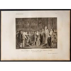 1841 - Mariage de Napoléon