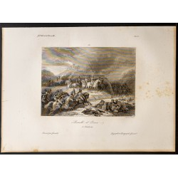 1841 - Bataille d'Ocaña