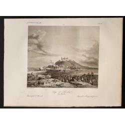 1841 - Siège de Lérida