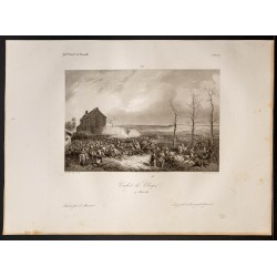 1841 - Bataille de Claye