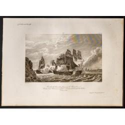 1841 - Bataille navale à...