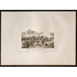 1841 - combat de Campillo...