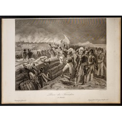 1841 - Bataille du Trocadéro
