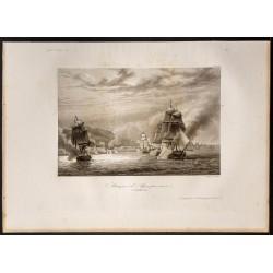 1841 - Attaque d'Alger par Mer