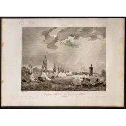 1841 - Combat du Tage