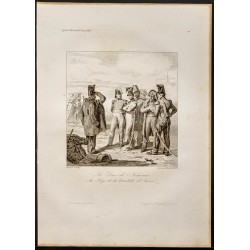 1841 - Le Duc de Nemours à...