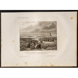 1841 - Siège d'Anvers
