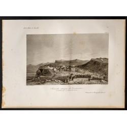 1841 - Seconde attaque de...