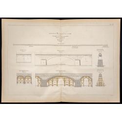 1882 - Pont aqueduc de la...