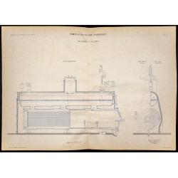 1882 - Pompe à feu du quai...