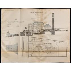 1882 - Usine du quai...