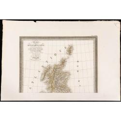 1827 - Iles britanniques