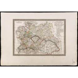 1827 - Carte générale de...