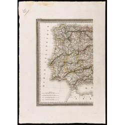 1827 - Espagne & Portugal