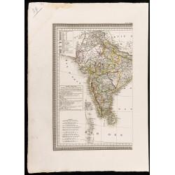 1827 - Indes et Hindoustan