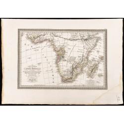 1827 - Afrique du sud