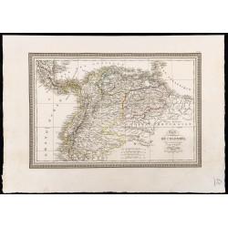 1827 - Colombie & Venezuela