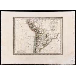 1827 - Amérique du sud