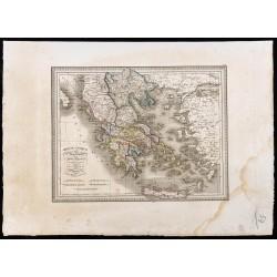 1827 - Grèce antique et...