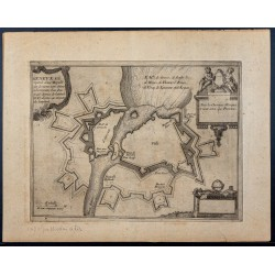 1690 - Fortifications de...