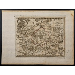 1748 - Banlieue et environs...