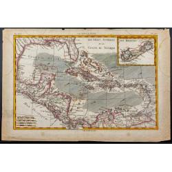 1773ca - Antilles et Golfe...