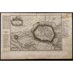 1720ca - Plan ancien de Douai