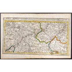1720 - Menin et ses environs