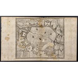 1720 - Plan de Tournai