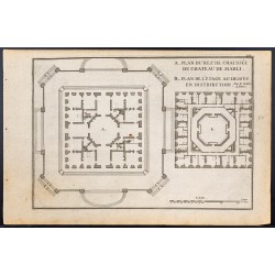 1720 - Château de Marly