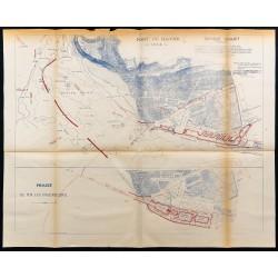 1884 - Plan du port du Havre
