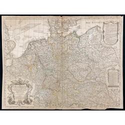 1780 - L'Allemagne par...
