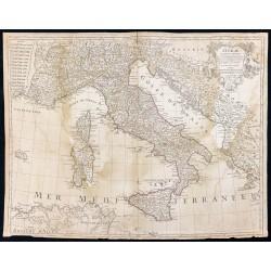 1780 - L'Italie par...