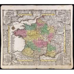 1760ca - Royaume de France