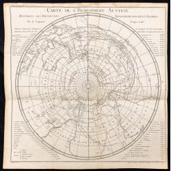 1775ca - Carte de...