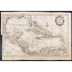 1778 - Antilles & Golfe du...