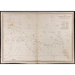 1828 - Archipel des îles...