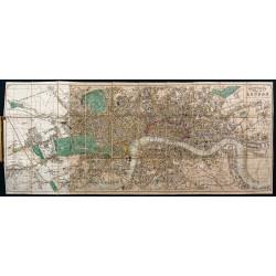 1847 - Plan de la ville de...