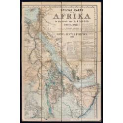 1887 - Spezial-Karte von...