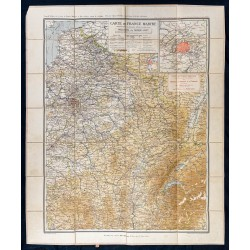 1897 - Région du Nord-Est