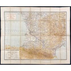 1897 - Région du Sud-Ouest