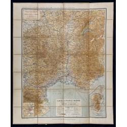 1897 - Région du Sud-Est